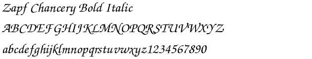 Common Fonts